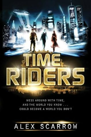 TIME RIDERS de Alex Scarrow dans SF/Fantasy/Horreur... timeriders