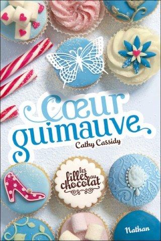LES FILLES AU CHOCOLAT (Tome 2) COEUR GUIMAUVE de Cathy Cassidy dans Young Adult... coeur-g