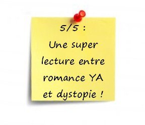 post-it5 dans Young Adult...