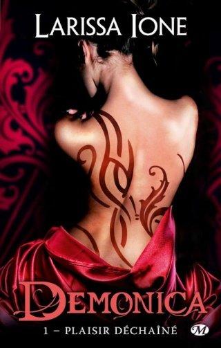 DEMONICA (Tome 1) PLAISIR DECHAINE de Larissa Ione dans Bit-lit... demoni10