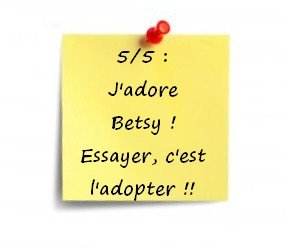 post-it1 dans Chick-Lit...