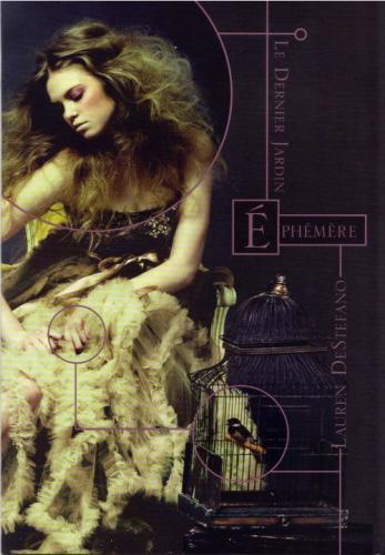 LE DERNIER JARDIN (Tome 1) EPHEMERE de Lauren DeStefano dans SF/Fantasy/Horreur... nouvea10