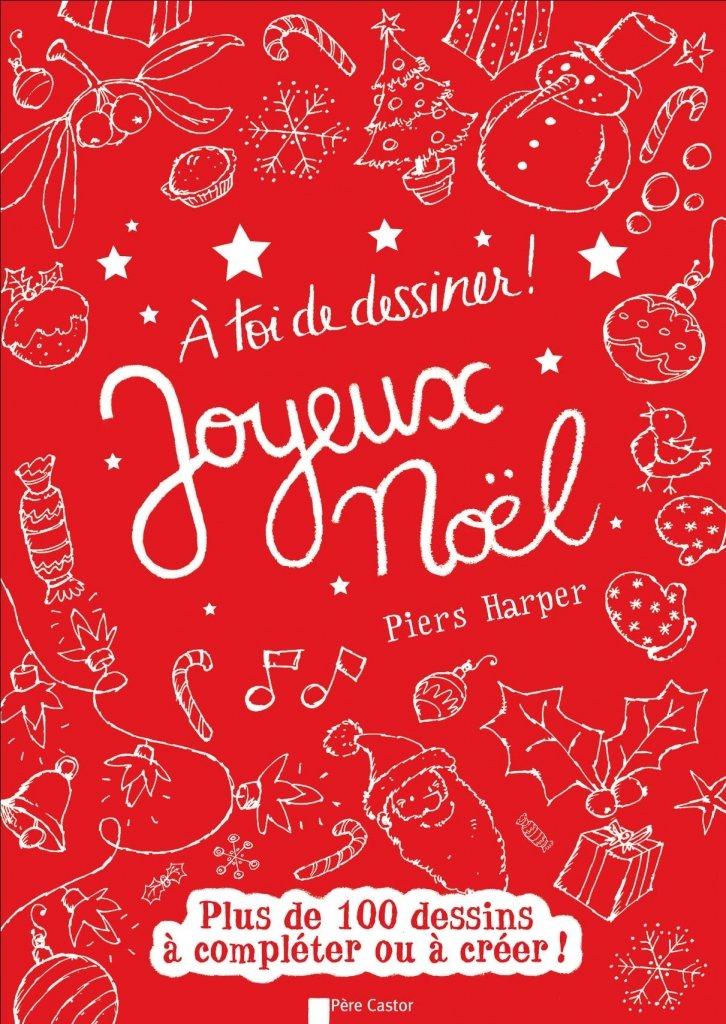 A TOI DE DESSINER ! JOYEUX NOEL dans Jeunesse/Enfants 3912293886