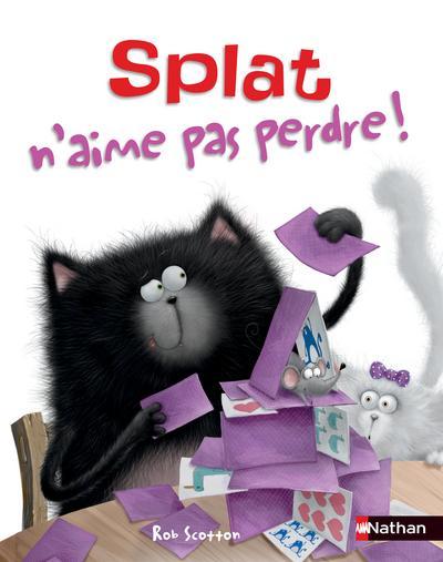 SPLAT N'AIME PAS PERDRE ! dans Jeunesse/Enfants 9782092543306