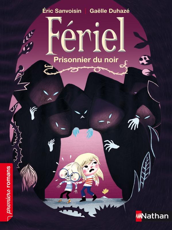 FERIEL, PRISONNIER DU NOIR dans Jeunesse/Enfants 9782092545546