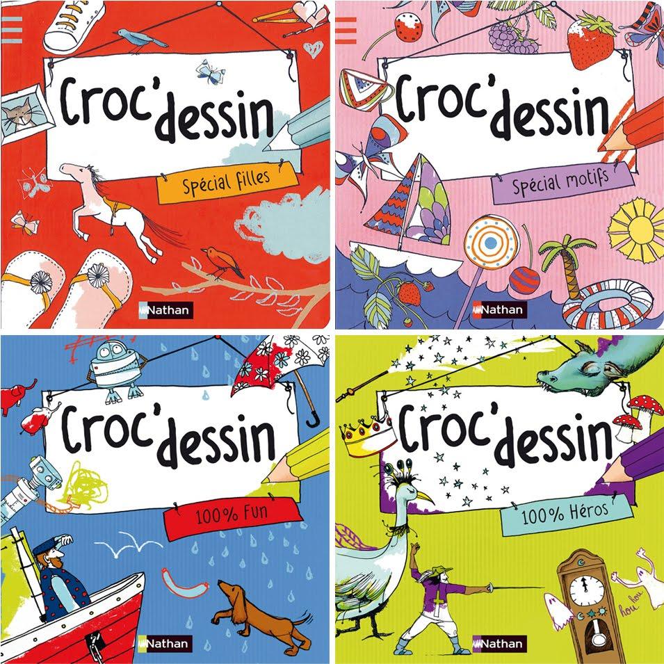 CROC'DESSIN dans Jeunesse/Enfants croc-dessin