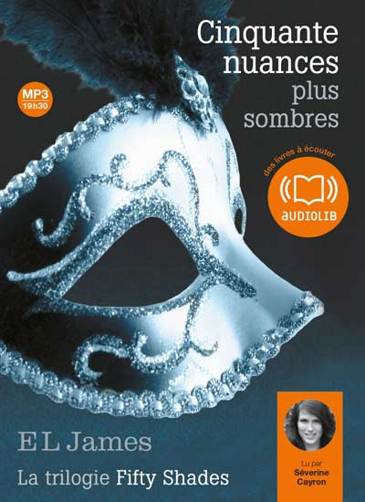 FIFTY SHADE (Tome 2) CINQUANTE NUANCES PLUS SOMBRES (Version Audio) de E.L. James dans Littérature Erotique liv500023m