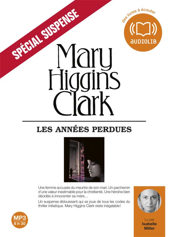 LES ANNEES PERDUES (Version Audio) de Mary Higgins Clark dans Livres Audio sans-titre