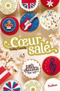LES FILLES AU CHOCOLAT (Tome 3.5) COEUR SALE de Cathy Cassidy dans Young Adult... les-filles-au-chocolat-tome-5-coeur-sale-4359992-250-400