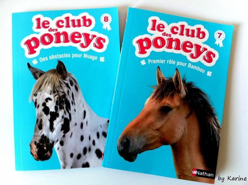 LE CLUB DES PONEYS (Tomes 7 et 8) dans Jeunesse/Enfants photo-16