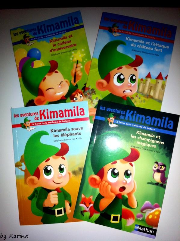 LES AVENTURES DE KIMAMILA dans Jeunesse/Enfants photo-8