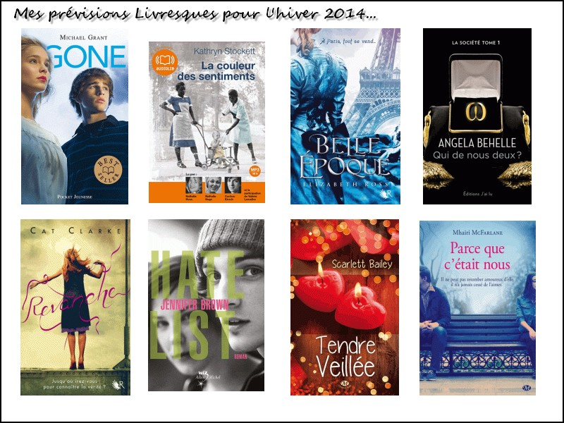 lectures hiver 2014