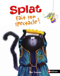 splat fait son spectacle
