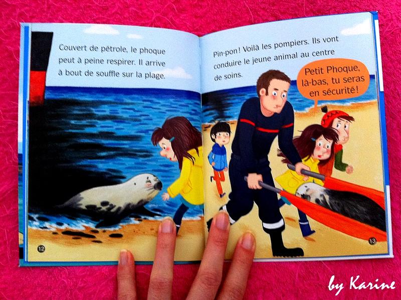 les animaux de lou nage petit phoque photo