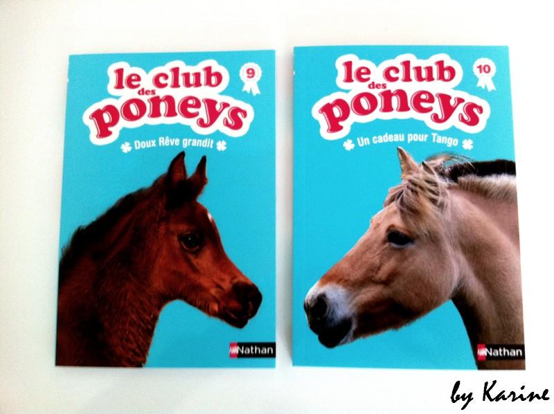 le club des poneys t9 et 10
